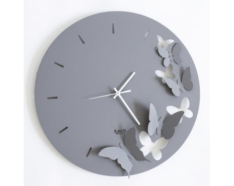 BUTTERFLY SPRING clock